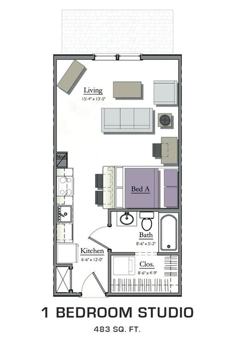 large 1 bedroom apartment floor plans large 1 bedroom apartment floor plans