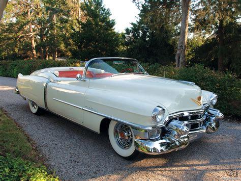 1953 Cadillac Convertible by 1953 Cadillac Eldorado Convertible 1960 Eldorado