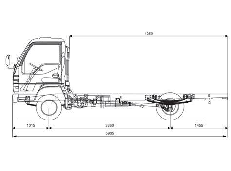Mobil Ukuran Panjangim Mobil Brown isuzu nkr 71 cc hd truk untuk dengan berat lebih dari 6 ton cocok untuk di perkebunan dan