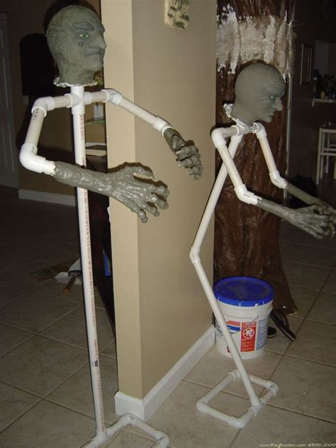 halloween decorations home made 42 best halloween prop building images on pinterest