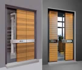 Futuristic Doors 50 Modern Front Door Designs