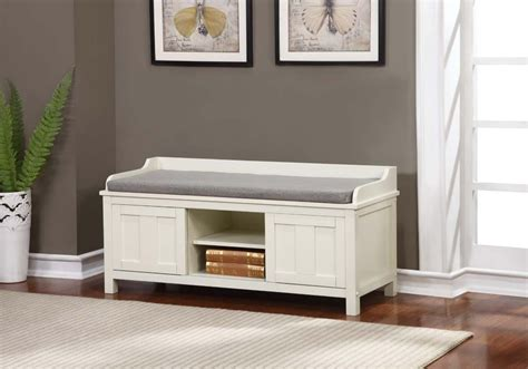 entryway storage bench with cushion entryway bench cushion with storage stabbedinback foyer best entryway bench