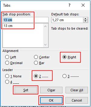 cara membuat daftar isi dan halaman di word 2010 cara cepat membuat titik titik daftar isi secara otomatis