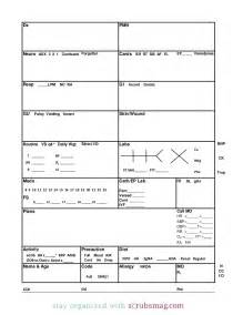 Nursing Report Sheet Template by Nursing Report Sheets Nurses Templates Quotes