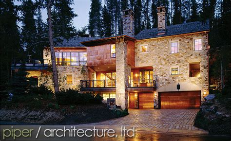 home pic duane piper architects vail colorado