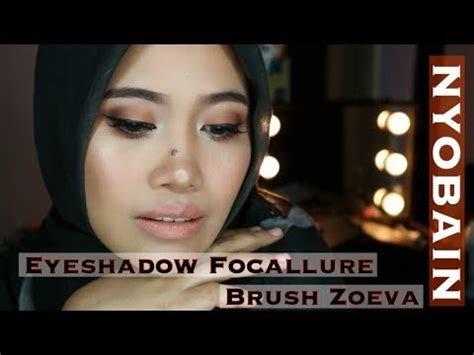 Harga Eyeshadow Focallure by Nyobain Eyeshadow Focallure Dan Brush Zoeva Sawitri