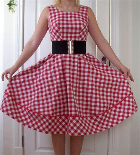 free pattern rockabilly dress gingerbread coffee date cut away back sewing projects