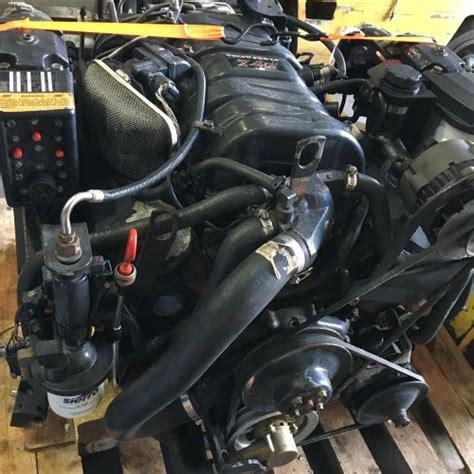 7 4 gi volvo penta engine buy yr 2000 volvo penta 7 4l 454 gi efi motorcycle in