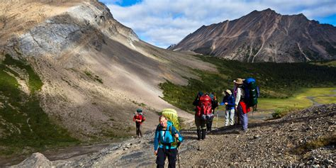best hiking trips canadian rockies hiking guided hiking backpacking and