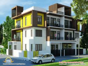 Modern Elevation Modern Contemporary Home Elevations Kerala Home Design