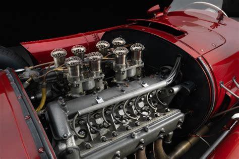 Lancia Engines The Revs Institute 1955 Lancia D50