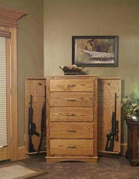 Dresser With Gun Cabinet dresser gun cabinet secret service