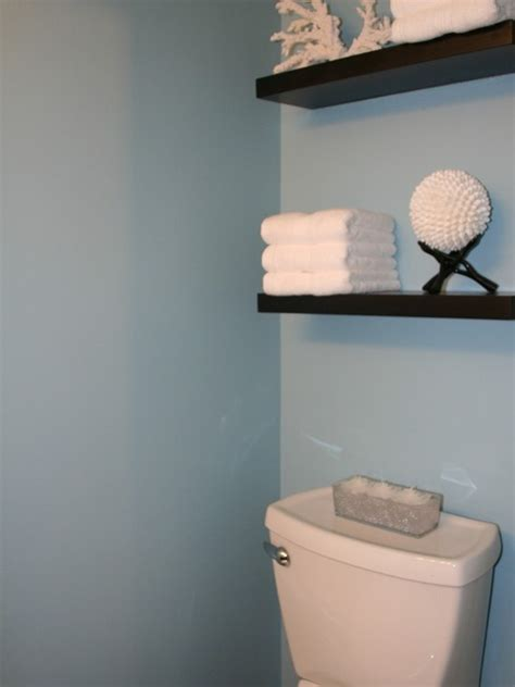 powder room shelves floating shelves powder room home