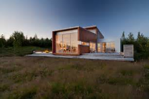 The Modern House Modern Home In The Nature Iceland Architectural Drawing
