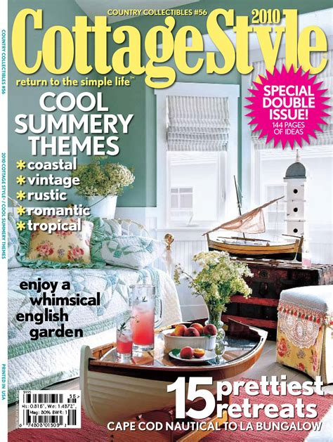 100 Cottage Style Magazine 4 Home Reno Before Cottage Design Magazine