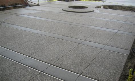 Aggregate Cement Patios by Walkers Concrete Llc Exposed Aggregate Concrete Exposed