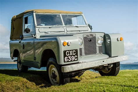 70s land rover land rover defender driving 70 years of history
