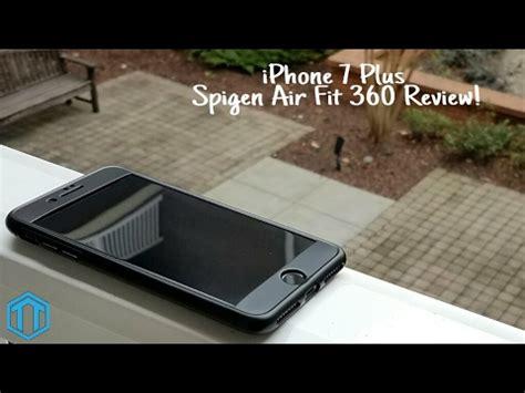 iphone 7 plus spigen air fit 360 review