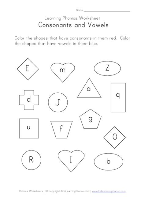 Vowels Worksheets by Free Preschool Vowel A Coloring Pages
