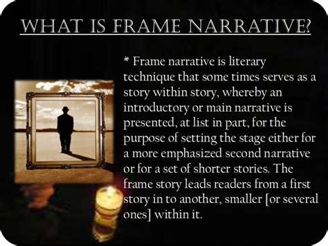 frame narrative frame narrative in frankenstein
