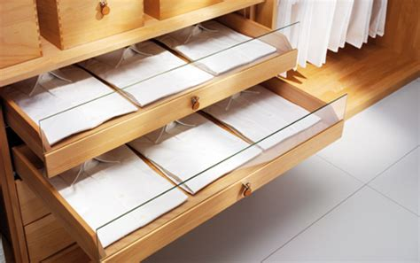 Custom Closet Drawers by Custom Closet System By Team 7 Walk In Wardrobe For High