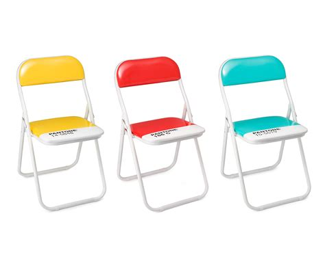 Pantone Chairs by Pantone Folding Chairs Seating Entertaining Home Decor Uncommongoods