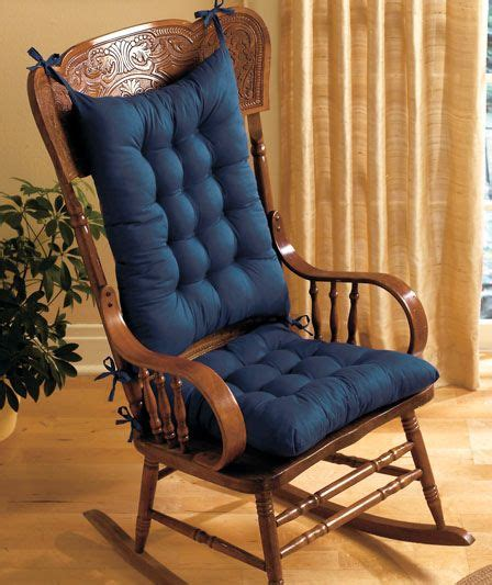 Best 25 rocking chair pads ideas on pinterest rocking chair covers white wooden rocking