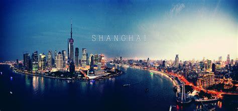 New York Wall Mural Uk shanghai skyline wallpaper wallpapersafari