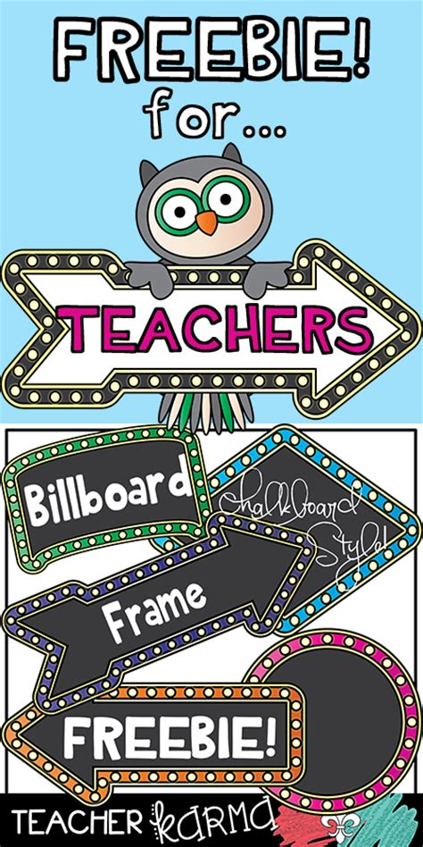 free clipart for teachers classroom freebies free clipart frames for teachers
