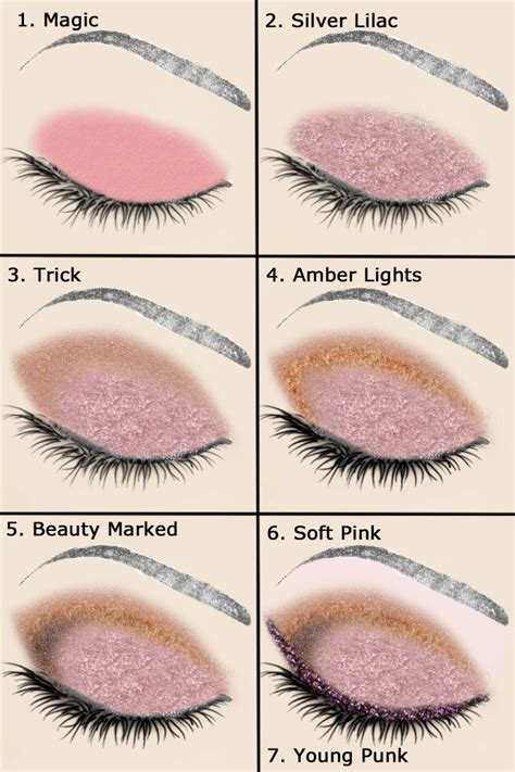 eyeshadow diagram 10 types eye shadow application tips serpden