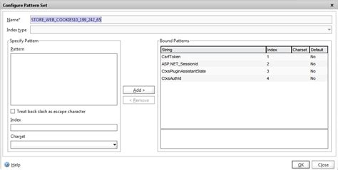 netscaler pattern set creating policies with the quick configuration wizard