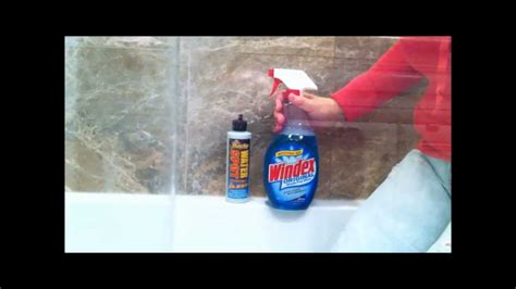 How To Remove Hard Water Spots From Shower Doors Glass By Shower Door Water Spot Remover