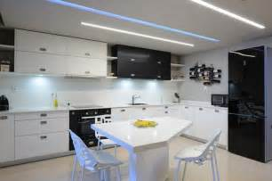 kitchen design in modern apartment tectus interior bright kitchen island kitchen interior design pink orchid