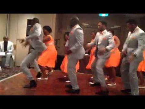 Best Zimbabwean wedding dance   YouTube
