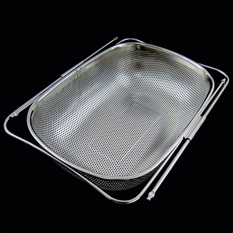 Sink Drainer Basket by New Extendable Stainless Sink Drainer Basket Sink