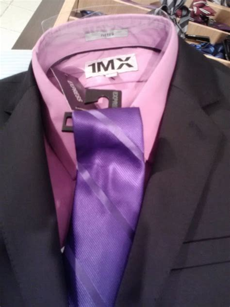 what goes with purple groomsmen ties suits too much purple weddingbee