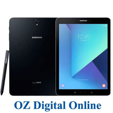 1 Samsung Galaxy Tab S3 by New Samsung Galaxy Tab S3 9 7 T825 Lte 32gb Black 4g Wifi