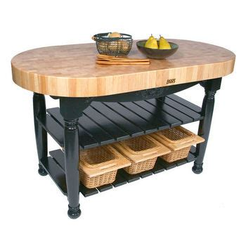 folding kitchen island work table worktables in stainless steel butcher block john boos