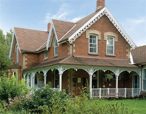 Gothic Revival Home Plans Ontario Gothic In The Hills