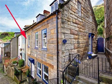 Cottage Staithes by Grimes Cottage Staithes York Moors And Coast
