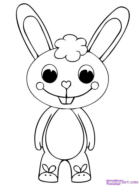 nutty happy tree friends colouring pages page 2