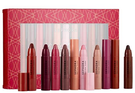 Makeup Set Sephora sephora makeup lipstick pencil set for 2016