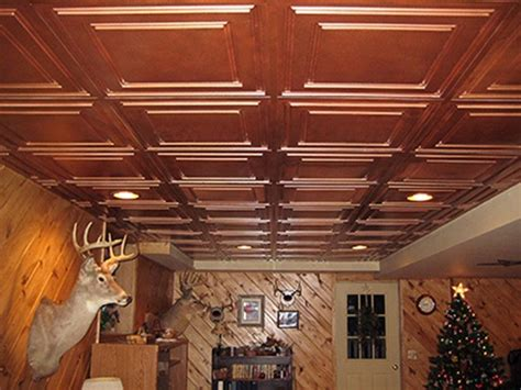 Diy Basement Ceiling Ideas Diy Ceiling Ideas Home Ideas Designs