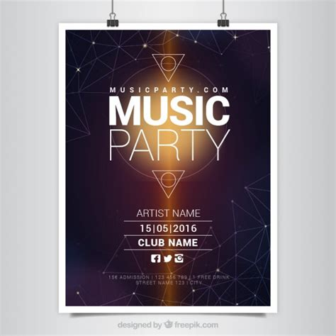 poster template psd poster vectors photos and psd files free