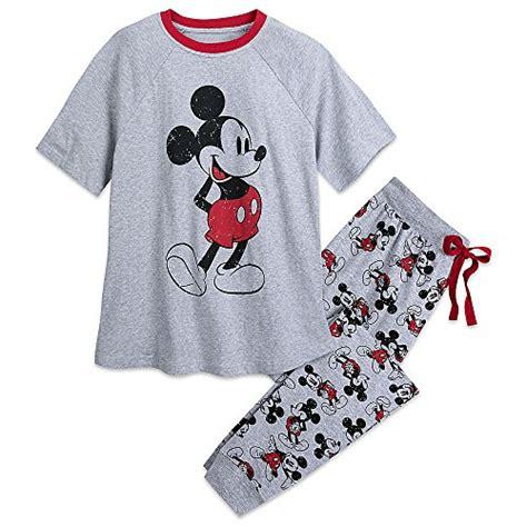 Pajamas All Mickey disney mickey mouse pajama set for mickey and minnie