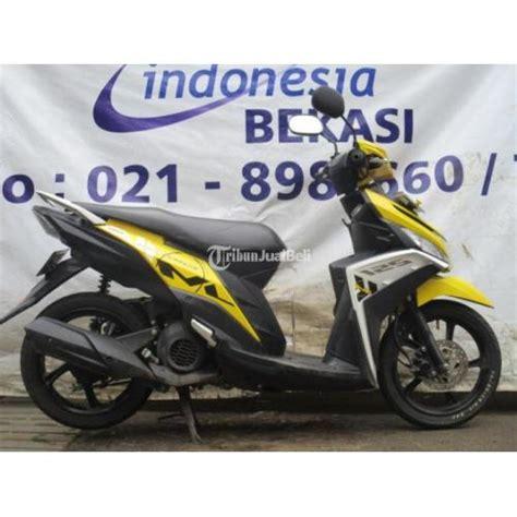 Yamaha Mio M3 Mulus Mengkilap motor yamaha mio m3 125 cw blue 2015 mulus harga nego