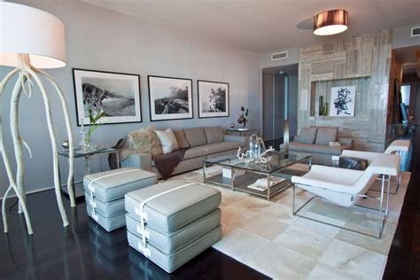 the living room miami spotlight on miami living spaces dkor interiors