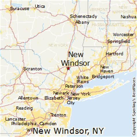 best places to live in new windsor, new york