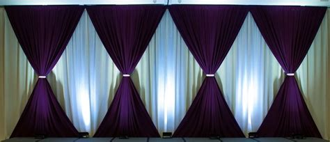 Combo 401 Odner Pvc Blue Yellow pvc draping simple drape for stage backdrop use of