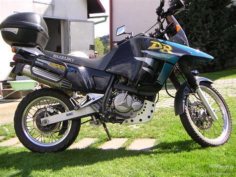 Suzuki Information 1998 Suzuki Dr 800 S Pics Specs And Information